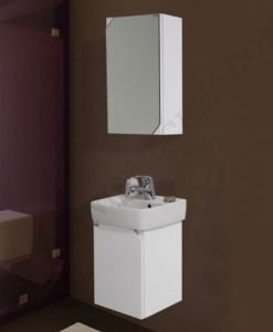 PVC Шкаф за баня комплект ЛОРА 40_2