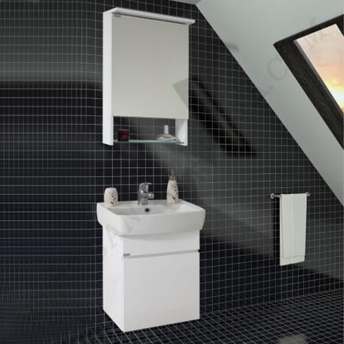 PVC Шкаф за баня комплект ЛОРА 50_2