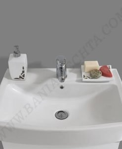PVC Шкаф за баня комплект ЛОРА 60_2