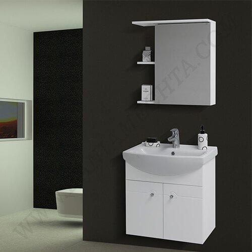 PVC Шкаф за баня комплект НИЯ 60