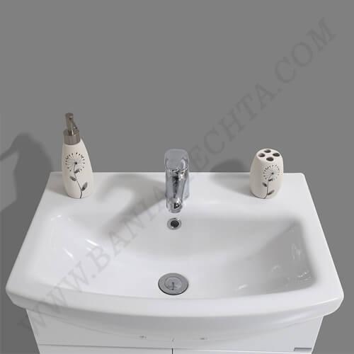 PVC Шкаф за баня комплект НИЯ 60_2
