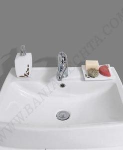 PVC Шкаф за баня комплект НОРА 60