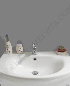 PVC Шкаф за баня комплект ПОЛИНА 70_2
