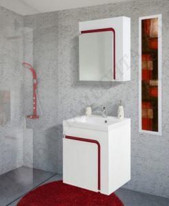 PVC Шкаф за баня комплект ТЕРЕЗА 60
