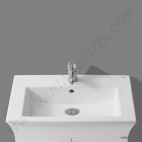PVC шкаф за баня комплект ЛИНЕА 65_2