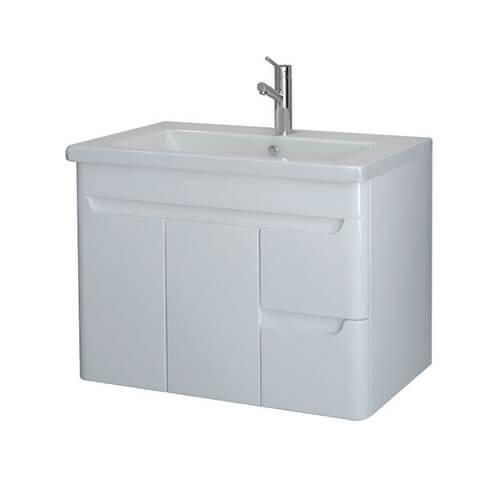 PVC шкаф за баня модел WAVE