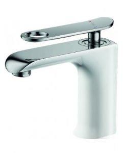 Смесител за мивка стоящ без изпразнител КАЛИЯ ICF 131701W
