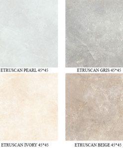 Гранитогрес серия ETRUSCAN 45*45