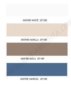 Плочки за баня серия INSPIRE