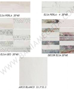 Плочки за баня ELSA PERLA