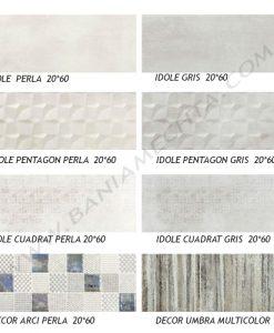 Плочки за баня IDOLE PERLA