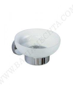 Стъклена сапунерка VARUNA 778310