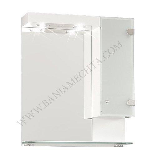 Горен PVC шкаф за баня ЛОТОС