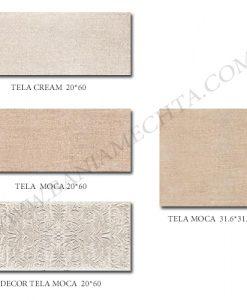 Плочки за баня TELA BEIGE