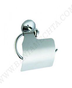 Поставка за тоалетна хартия с капак ICA 9051