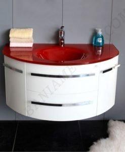 PVC Шкаф за баня ICP 11053R