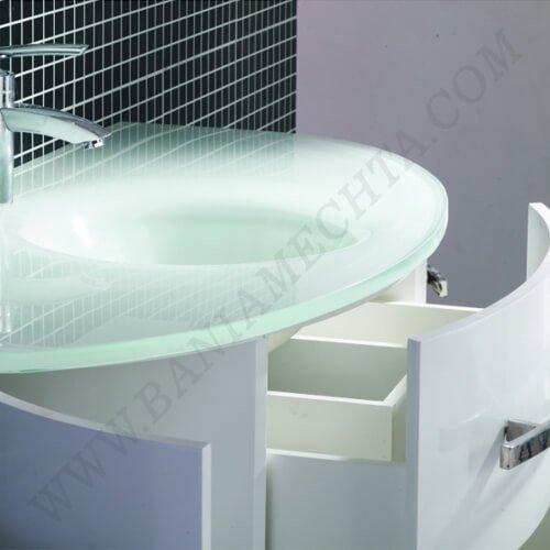 PVC Шкаф за баня ICP 11053W_4
