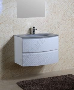 PVC Шкаф за баня ICP 8055