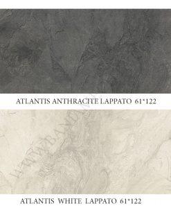 Гранитогрес матиран серия ATLANTIS LAPPATO