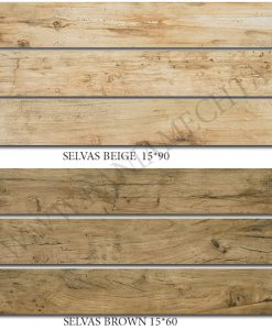 Гранитогрес матиран серия SELVAS
