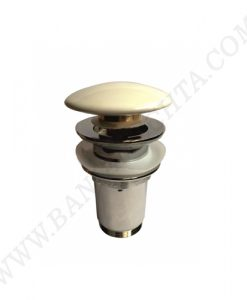 Клик сифон за мивка с преливник IC S705