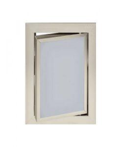 Луксозна ревизионна вратичка в сив цвят