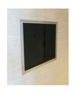 Ревизионна вратичка цветно стъкло LACOBEL