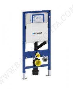 Структура за вграждане GEBERIT DUOFIX SIGMA с вентилация и ароматизатор
