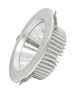 LED луна за вграждане топла светлина LLV1902527