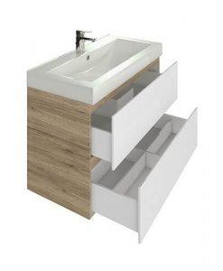 PVC шкаф за баня модел Бостън