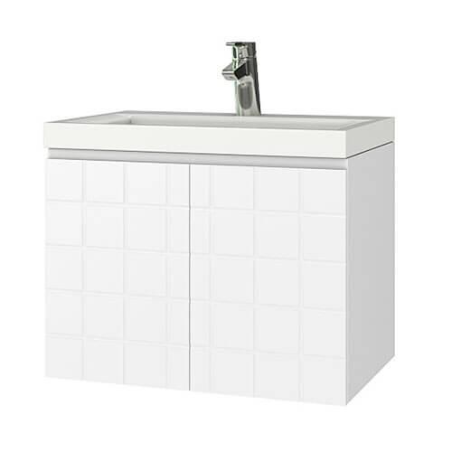 PVC шкаф за баня модел Еклипс 2