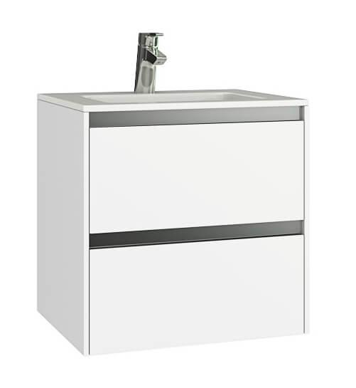 PVC шкаф за баня модел Стайл
