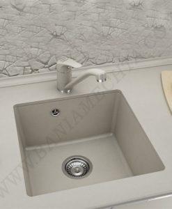 Кухненска мивка за долно вграждане FAT AVANGARD 222 от фатгранит