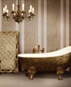Луксозни плочки за баня серия DRESS APARICI