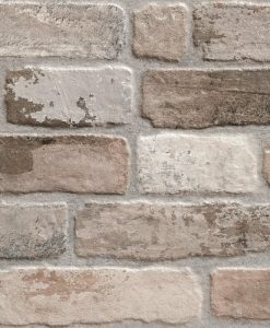 Облицовъчни плочки WALL BRICK OLD SMOKE