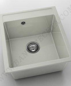 Kухненска мивка FAT AVANGARD 224 от полимермрамор