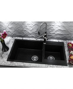 Кухненска мивка с две корита FAT AVANGARD 234