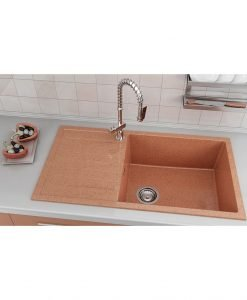 Kухненска мивка с ляв или десен плот FAT AVANGARD 229