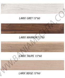 Гранитогрес имитация на дърво серия LARIX