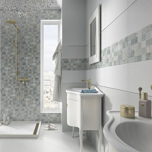 Плочки за баня серия DOMUS