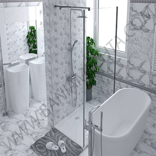 Плочки за баня серия MARBLE