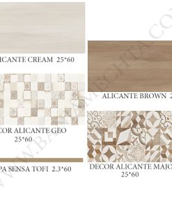 Плочки за баня ALICANTE