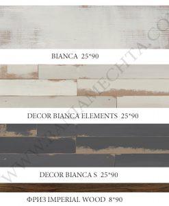 Плочки за баня BIANCA