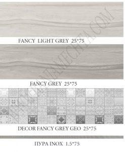 Плочки за баня FANCY GREY