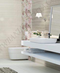 Плочки за баня GLAMOUR BEIGE