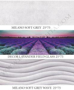 Плочки за баня MILANO GREY