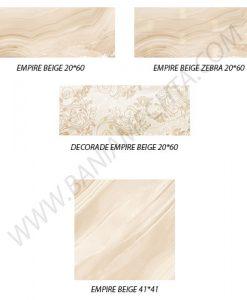 Плочки за баня серия EMPIRE