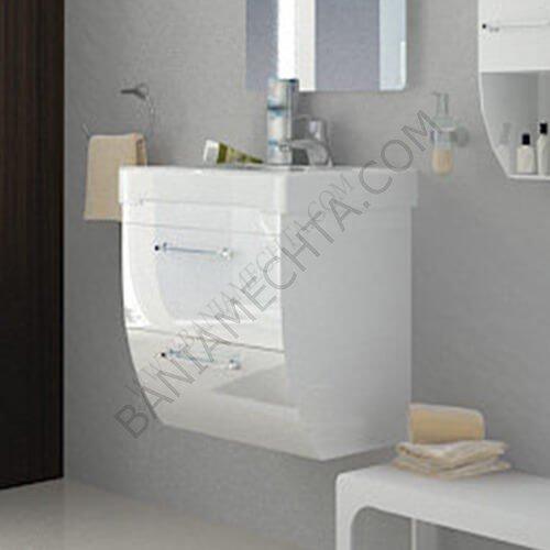 PVC шкаф за баня AR 155F