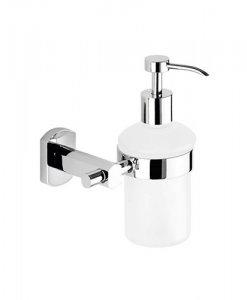Дозатор за течен сапун мат стъкло GEDY EDERA EP81