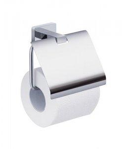 Държач за тоалетна хартия с капак GEDY ATENA 4425